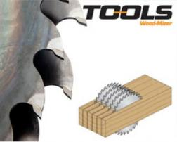 imagine Wood-Mizer TOOLS: panze circulare multilama